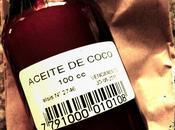 Belleza cost: aceite coco