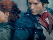 regalo muestra relación entre Elise Arno Assassin's Creed: Unity