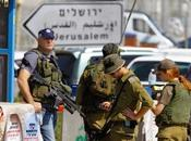 menos civil muerto atentado excavadora contra autobús Jerusalén