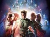 Diseños conceptuales X-Jet X-Men: Días Futuro Pasado