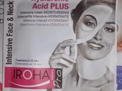 Hyaluronic Acid Plus, Iroha Nature, Mascarilla Intensiva Tisú