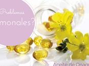 mejor complemento para mujer: Aceite Onagra