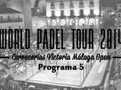 Programa World Padel Tour 2014