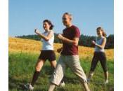 ¿Quema calorías correr caminar?