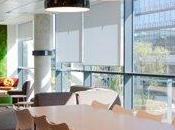 Oficinas Open Space, espacio abierto, comunicativo productivo