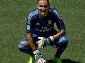 Keylor Navas nuevo portero Real Madrid