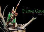 Cómo pintar Guardia Eterna