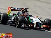 Force india consolida parte media primera mitad temporada 2014