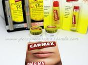 Carmex, cuidado labios