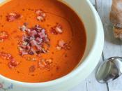Porra antequerana. Receta tradicional crema sopa fría