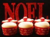 Moustache Santa Cupcakes (Lemon Meringue Cupcakes)