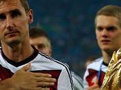 Miroslav Klose anunció retiro selección nacional