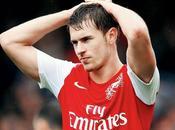 curioso caso Aaron Ramsey goles