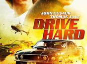 "Nuevo póster ""drive hard"" john cusack thomas jane"
