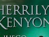 Reseña: Juego Noche (Cazadores Oscuros Sherrilyn Kenyon