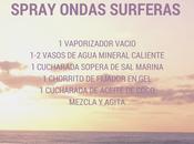 Spray ondas surferas casero