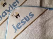 Toallas para Javier Jesús.