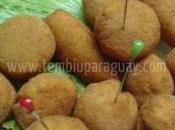Croquetas pollo coliflor