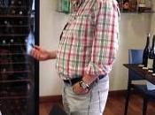 Goyo García Viadero, hacedor vinos.