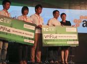 VMFive, ganadora Beijing's Startup Competition