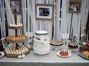 Mesa dulces para boda: ideas presupuesto limitado