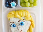sandwiches Frozen para merienda película
