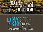 Tannat Tasting Tour Brasil 2014 Curitiba organizado Wines Uruguay