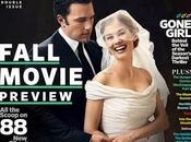 "affleck rosamund pike felizmente casados portada entertainment weekly dedica ""perdida (gone girl)"""