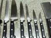 Cuchillos cocina herramientas cocinero