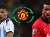 Manchester United canje Rojo Nani