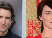 Sharlto Copley Michelle Forbes Unen Serie Powers