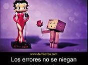 Mensajes Amor: Errores Niegan, Asumen
