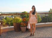 Vestido inspiración francés evento Rozas Village