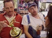 Bryan Cranston, Aaron Paul Julia Louis Dreyfus protagonizan esta cachonda promo Emmy