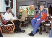 Fidel Castro: verdadera amistad fotos]