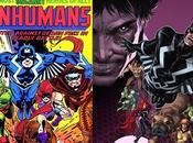 INHUMANS ¿nueva franquicia cinematográfica Disney/ Marvel Studios?