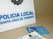 Detectados usos fraudulentos tarjetas para personas movilidad reducida Santa Cruz Tenerife