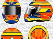 Personalización casco karting Arai Fleta