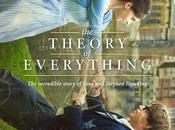 """Nuevo póster para """"the theory everything"""""""