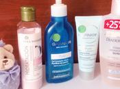 Review productos limpieza facial.