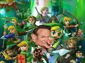 Nintendo estudiará opción llamar Robin Williams personaje juego Zelda conmemoración actor.