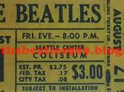 años: agosto 1964 seattle center coliseum ee.uu.