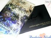 Sleek: Paleta Arabian Nights