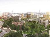 Renovación urbana Moscú