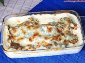 Receta lasagna espinacas, ricotta mozzarella