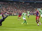 Bayern Múnich empezó ganando pero sufriendo ante Wolfsburgo