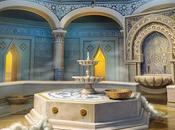 Paintover Turkish Bath game Criminal Case, Pretty Simple