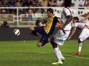 primer partido Liga, Rayo Vallecano Atlético Madrid hicieron daño