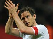 Frank Lampard anunció retiro selección inglesa