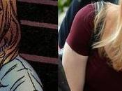 Primer Vistazo Deborah Woll Como Karen Page Daredevil